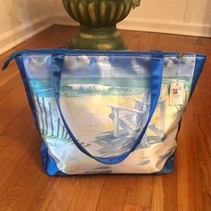 Beach tote / travel bag
